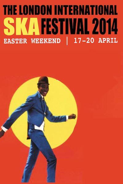London International Ska Festival 2014