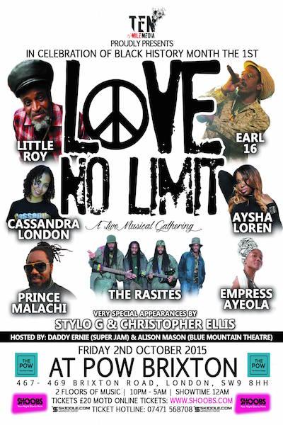Love No Limit 2015