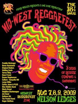 Mid West Reggae Fest 2009