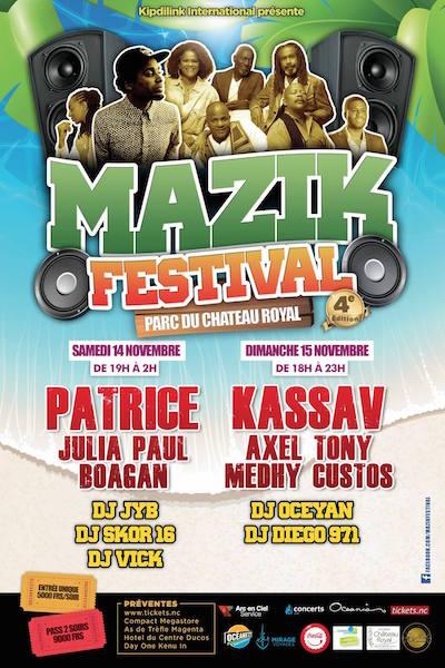 Mazik Festival 2015
