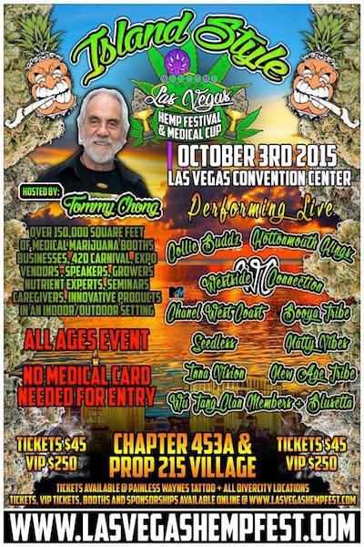 Las Vegas Hemp Festival & Medical Cup 2015