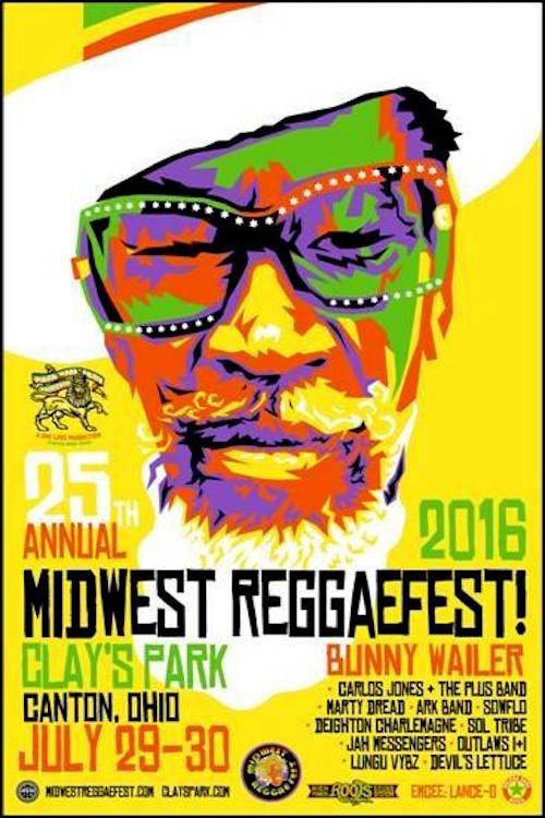 Mid West Reggae Fest 2016