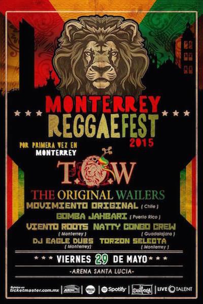 Monterrey Reggae Fest 2015
