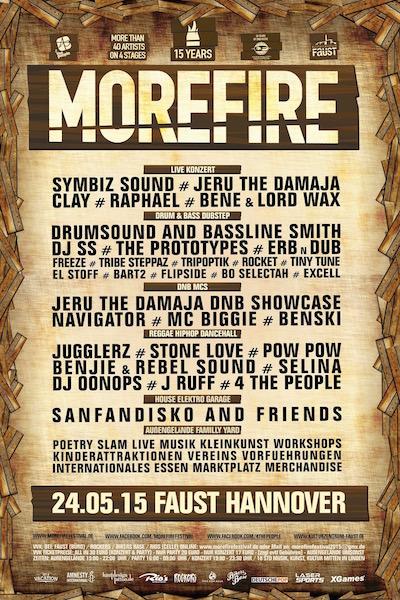 More Fire Festival 2015