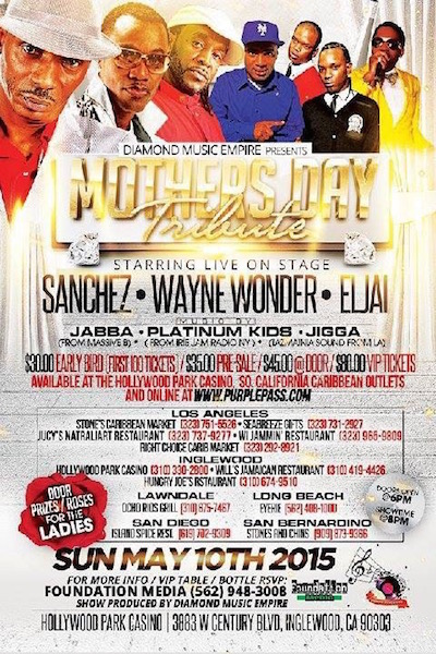 Mothers Day Tribute 2015