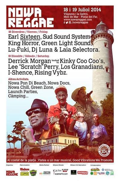 Nowa Reggae 2014