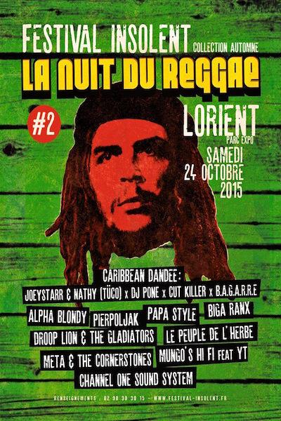 La Nuit De Reggae 2015