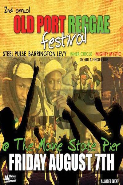 Old Port Reggae Festival 2015