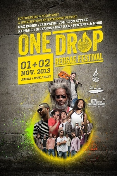 One Drop Reggae Festival 2013