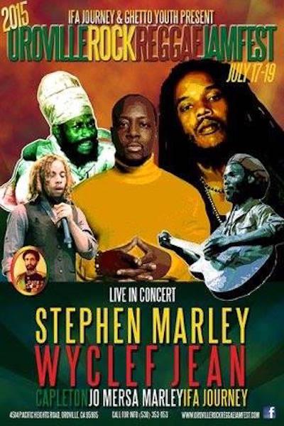 Oroville Rock Reggae Jamfest 2015