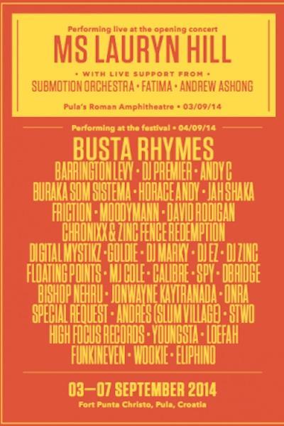 Outlook Festival 2014