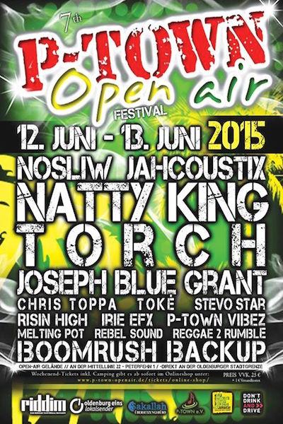 P-Town Open Air 2015