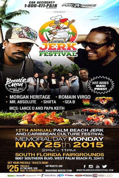 Jerk & Caribbean Culture Festival 2015