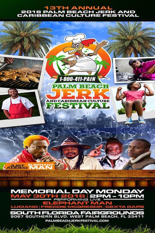 Palm Beach Jerk Festival 2016