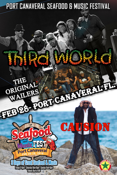 Port Canaveral Seafood & Music Festival 2016