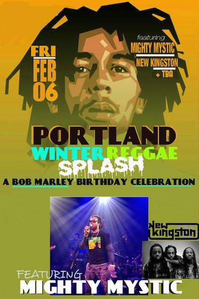 Portland Winter Reggae Splash 2015
