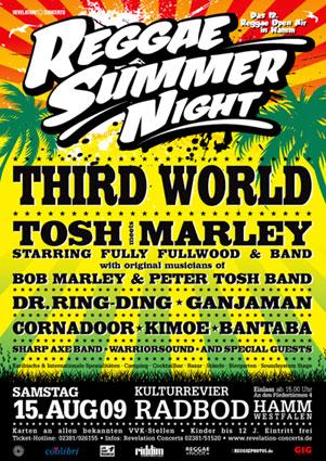 Reggae Summer Night 2009