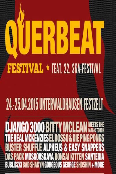 Querbeat Festival 2015