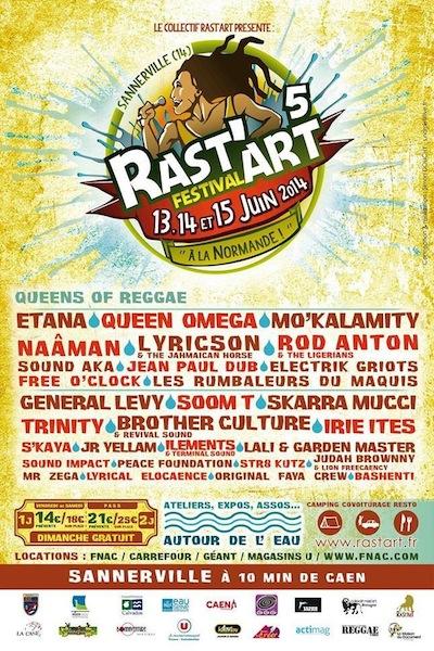 Rast`Art Festival 2014