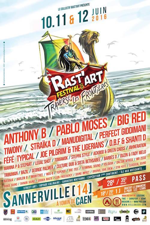 Rast'Art Festival 2016