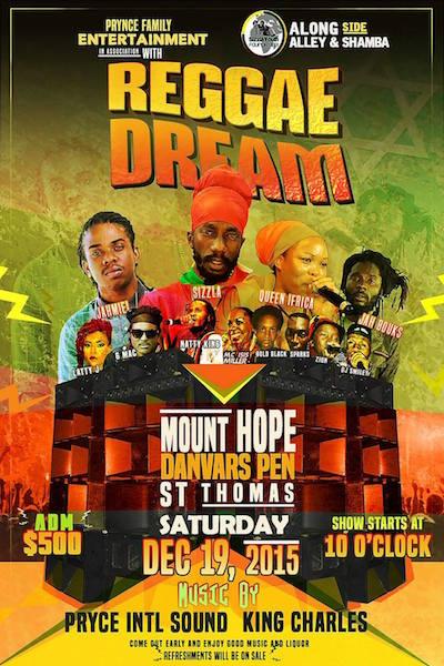 Reggae Dream 2015