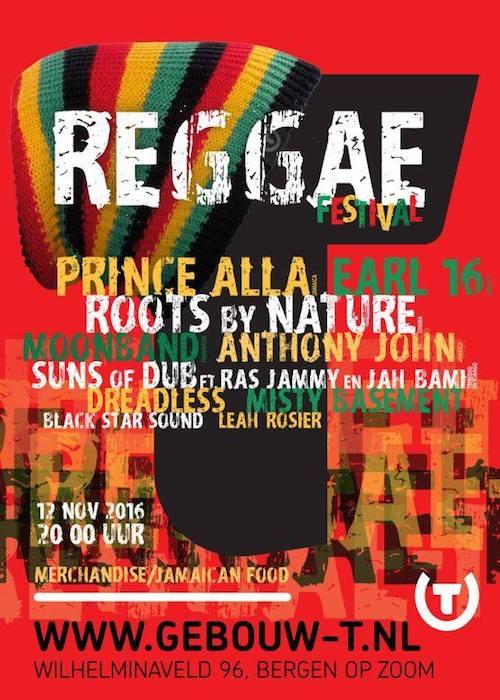 Reggae Festival - Bergen Op Zoom 2016