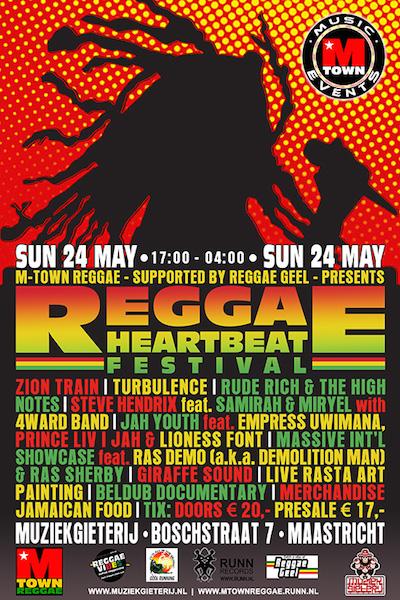 Reggae Heartbeat Festival 2015