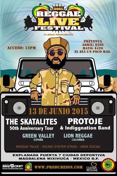 Reggae Live Festival 2015