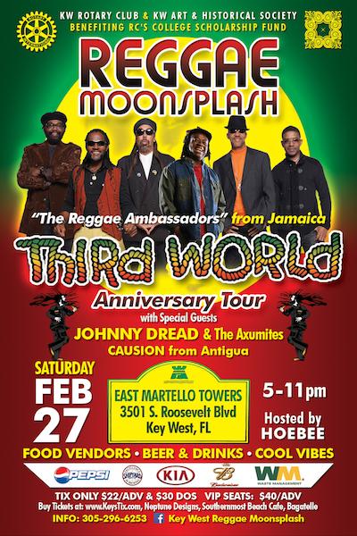 Reggae Moonsplash 2016