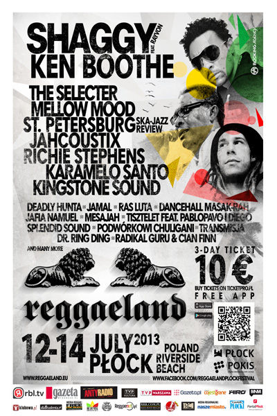 Reggaeland 2013