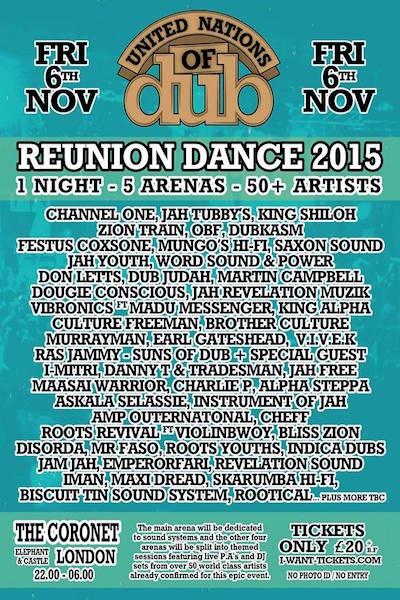 Reunion Dance 2015