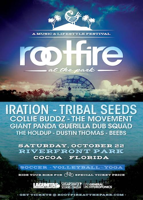 Rootfire at the Park 2016