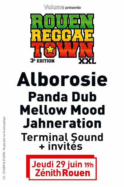 Rouen Reggae Town 2016