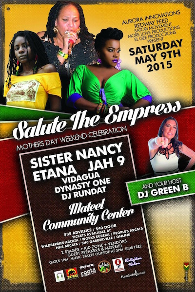 Salute The Empress 2015