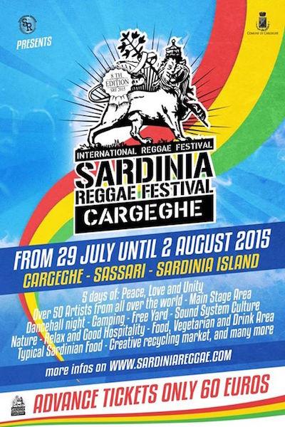 Sardinia Reggae Festival 2015