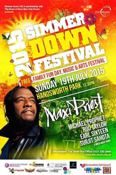 Simmer Down Festival 2015