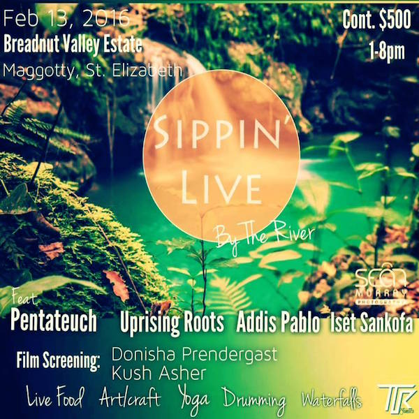 Sippin' Live 2016