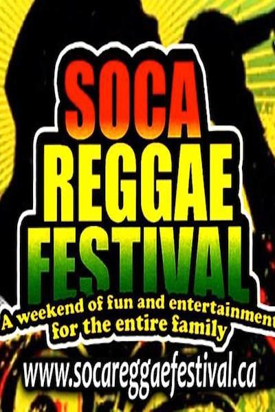 Soca Reggae Festival 2014