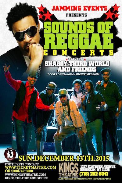 Sounds Of Reggae 2015