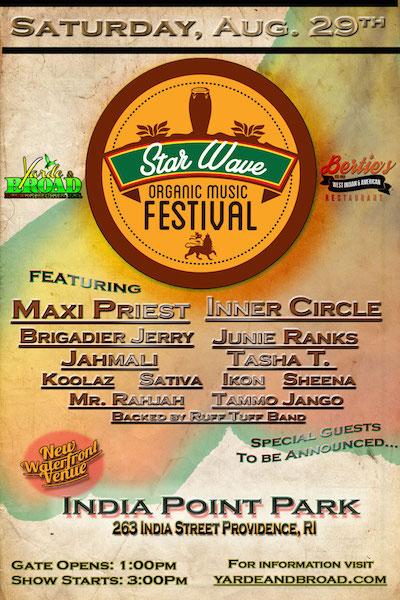 Star Wave Organic Music Festival 2015