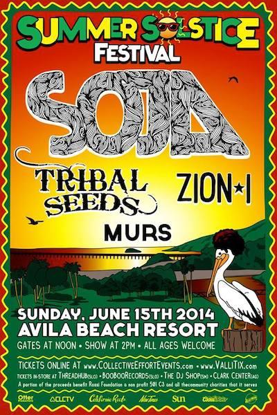 Summer Solstice Festival 2014