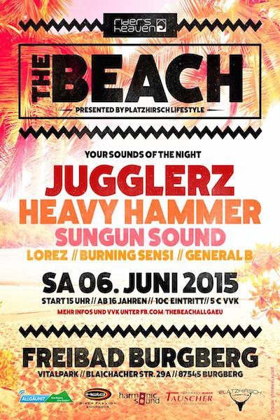 CANCELLED: The Beach 2015