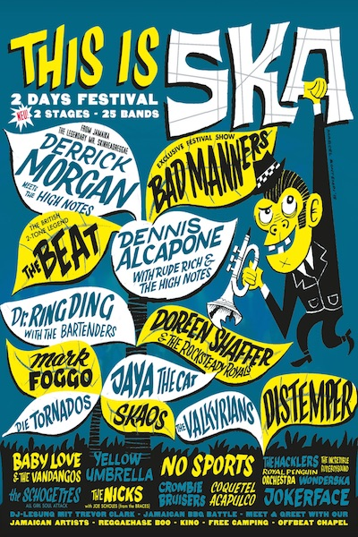 This Is Ska Festival 2015
