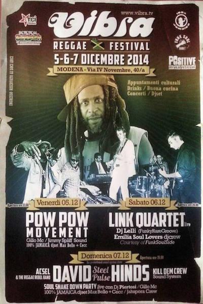Vibra Reggae Festival 2014