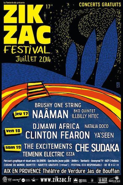 ZikZac Festival 2014
