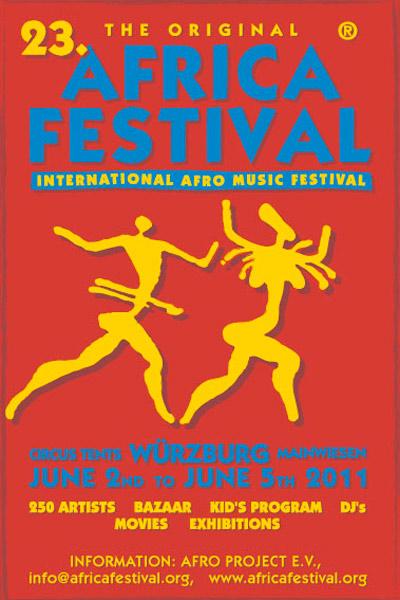 Africa Festival 2011