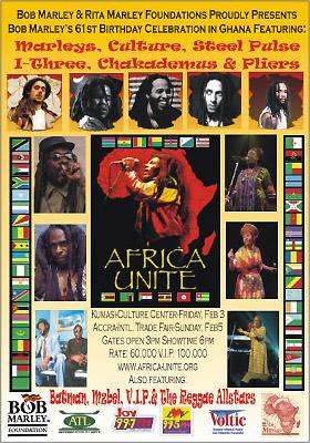 Africa Unite 2006