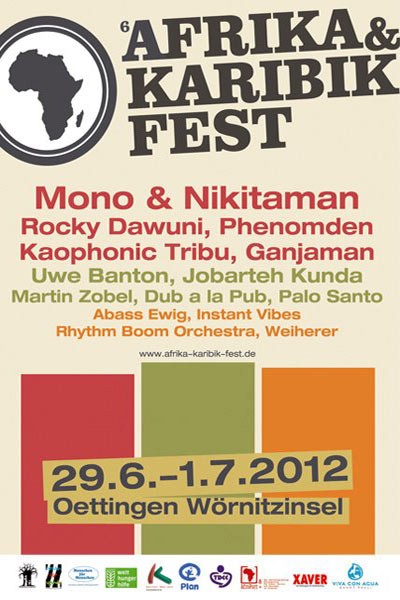 Afrika Karibik Fest 2012