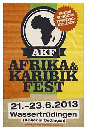 Afrika Karibik Fest 2013