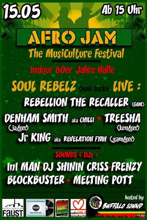 Afro Jam 2016